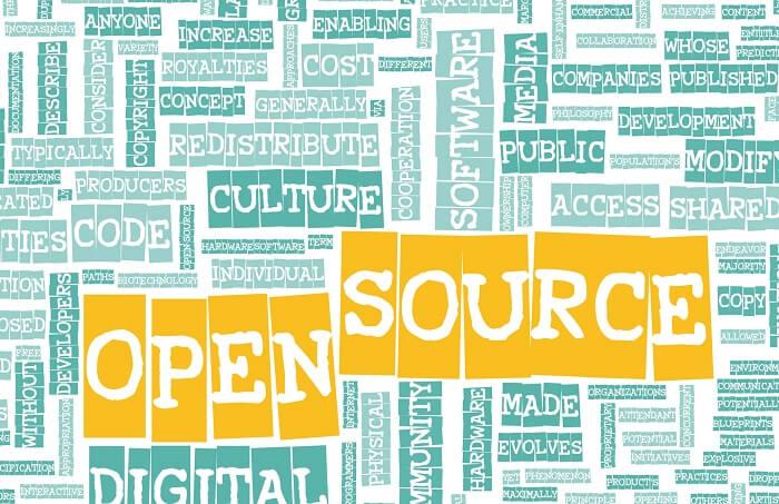 Mã nguồn mở còn có tên tiếng Anh là Open source