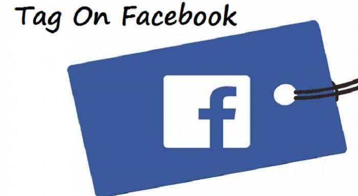 Tag để gắn thẻ với bạn bè trên Facebook