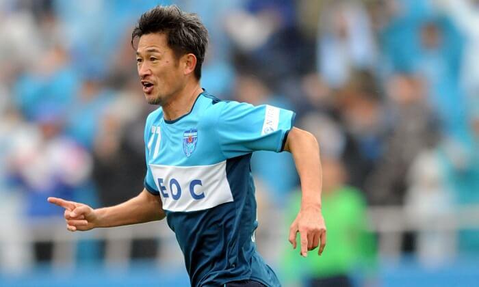 Kazuyoshi Miura chưa có dấu hiệu sẽ giải nghệ ở tuổi 53